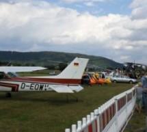Flugplatz Porta Westfalica – Tag der offenen Tür 2012