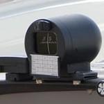 Magnetkompass im Flugzeug