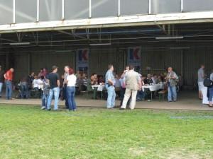 Porta Flugplatz - Tag der offenen Tuer