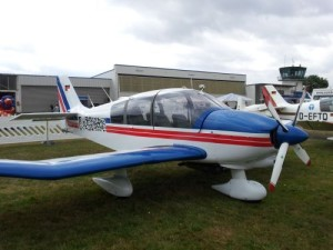 Robin DR 400 Motorflugzeug