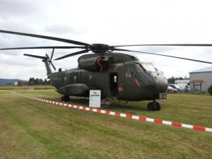 Transporthubschrauber CH 53