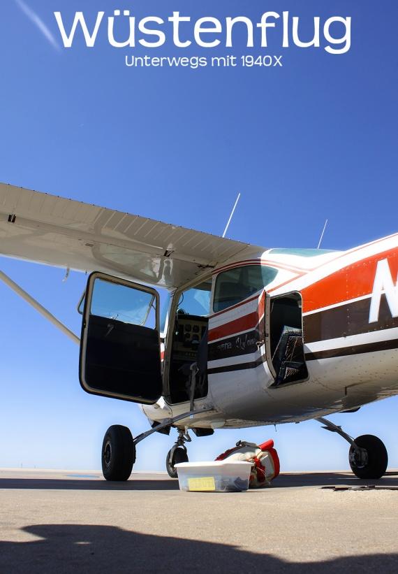 Grand Canxon Flug mit der Cessna