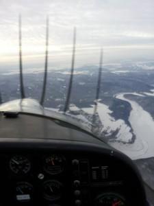 Winter Rundflug