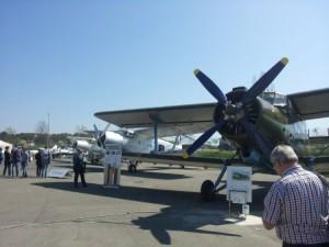 Antonov AN 2 Doppeldecker