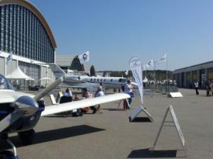 Aussenbereich Aero Friedrichshafen