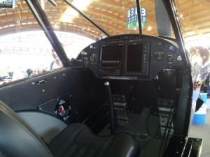 Carbon Cup Cockpit