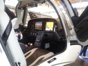 Cirrus Aircraft SR 22 Cockpit
