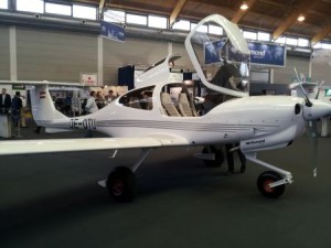 DA 40 Diamond Aircraft
