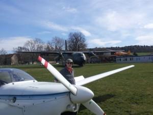 Flugplatz Ballenstedt