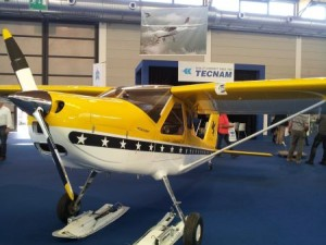 P92 Tail Dragger Tecnam