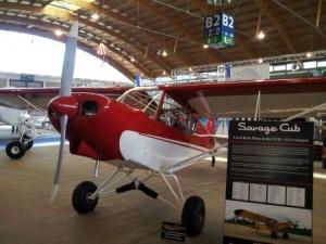 Savage Cup Ultraleichtflugzeug