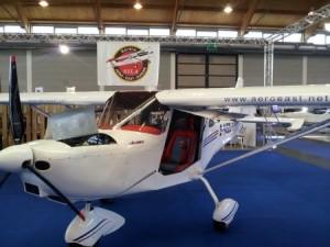 Sila 450 c Ultraleichtflugzeug