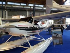 Sirius Wasserflugzeug TL Ultralight