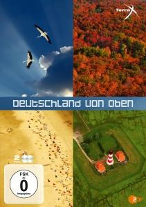 DVD Deutschland von oben