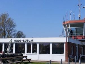 Flugplatz Heide Büsum