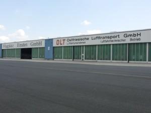 Hangar Flugplatz Emden