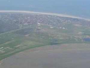 Langeoog Luftbild