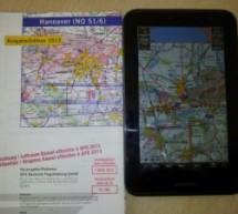 Sind Papierkarten für VFR Flugplanung und Flugdurchführung vorgeschrieben? Gesetze und Vorschriften