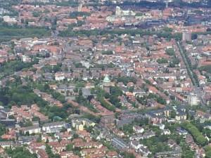 Münster Luftbild