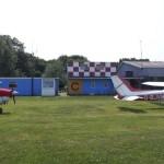 Beccles Airport Flugleitung