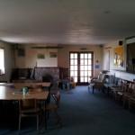 Flugplatz Kingsmuir Clubhaus