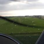 Zeeland Airport Endanflug