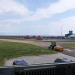 Wick Airport Vorfeld