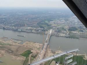 Nijmegen Holland Luftbild