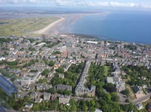 St. Andrews Schottland