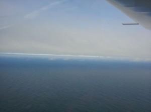 Flug über die Weiten des Atlantik mit Ultraleichtflugzeug