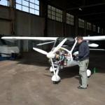 CT Ultraleichtflugzeug Check