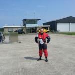 Zeeland Flugplatz Middelburg