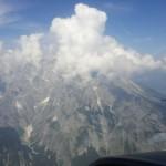 Watzmann Flug
