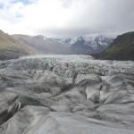 Vatnajökull Gletscherzunge