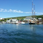 Husavik Island Hafen