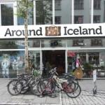 Around Iceland Reykjavik