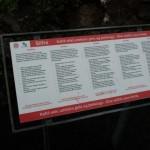Silfa Spalte Besucherinformation