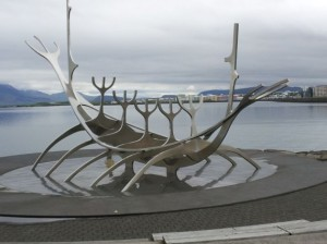 Sun Voyager Viewpoint Reykjavik