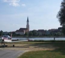 Rundflug Süddeutschland nach Hof Straubing Mühldorf Vilshofen und Coburg